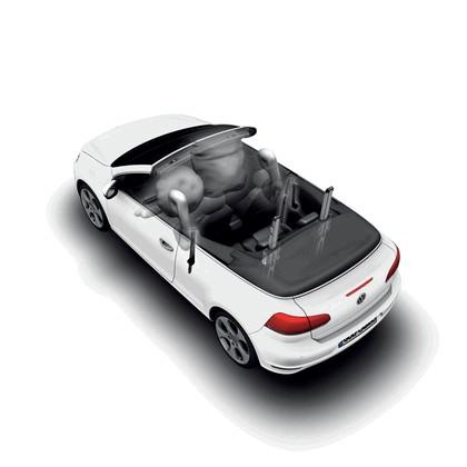 2011 Volkswagen Golf cabriolet 31