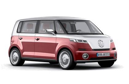 2011 Volkswagen Bulli concept 1