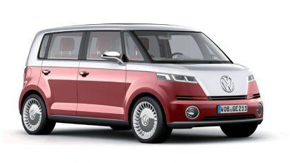 2011 Volkswagen Bulli concept 6