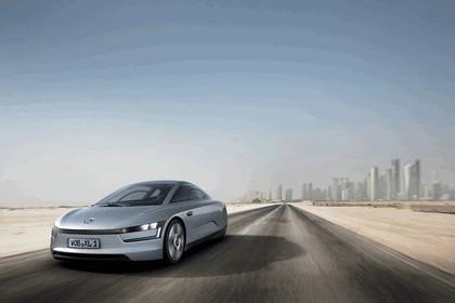 2011 Volkswagen XL1 concept 1