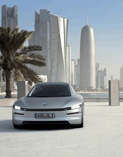 2011 Volkswagen XL1 concept 6