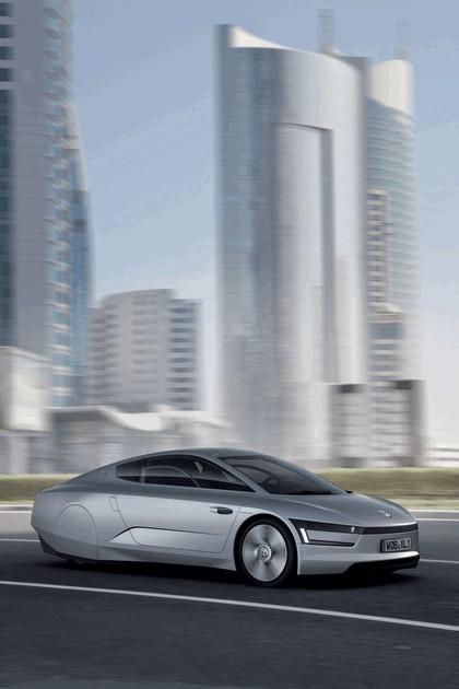 2011 Volkswagen XL1 concept 7