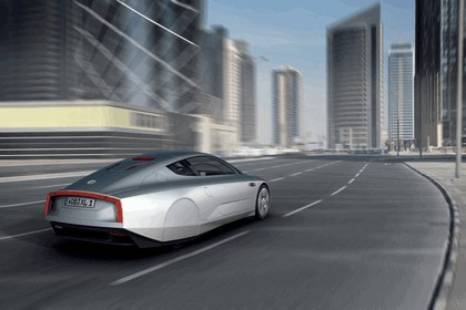 2011 Volkswagen XL1 concept 8