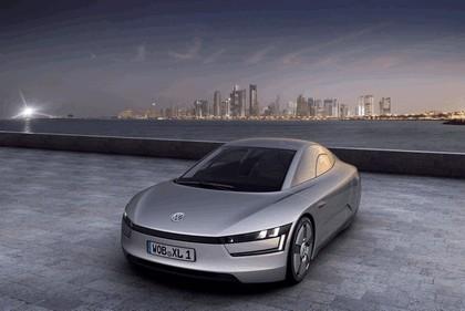 2011 Volkswagen XL1 concept 9