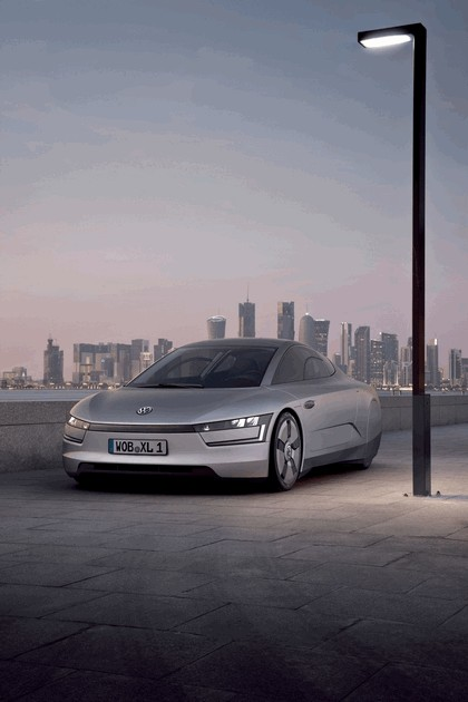 2011 Volkswagen XL1 concept 11
