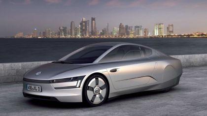 2011 Volkswagen XL1 concept 2