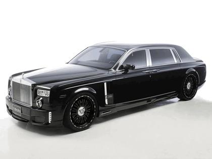 2011 Rolls-Royce Phantom Black Bison by Wald 2