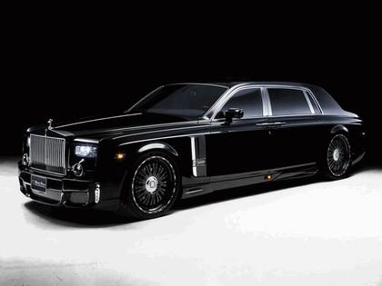 2011 Rolls-Royce Phantom Black Bison by Wald 5