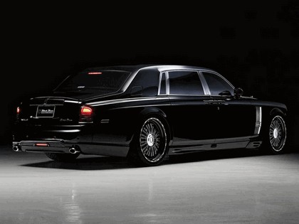 2011 Rolls-Royce Phantom Black Bison by Wald 7