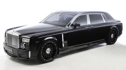 2011 Rolls-Royce Phantom Black Bison by Wald 6