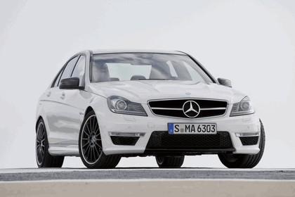 2011 Mercedes-Benz C63 AMG 1