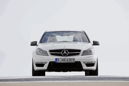 2011 Mercedes-Benz C63 AMG 2