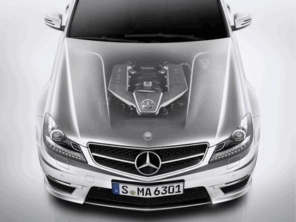 2011 Mercedes-Benz C63 AMG 5
