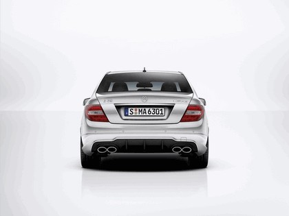 2011 Mercedes-Benz C63 AMG 6