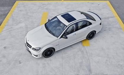 2011 Mercedes-Benz C63 AMG 15