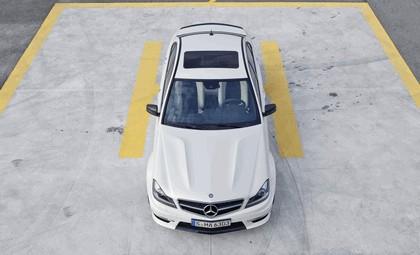 2011 Mercedes-Benz C63 AMG 16