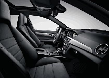 2011 Mercedes-Benz C63 AMG 17