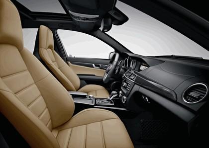 2011 Mercedes-Benz C63 AMG 20