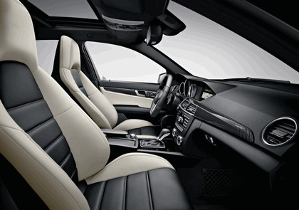 2011 Mercedes-Benz C63 AMG 22