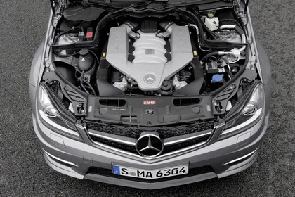 2011 Mercedes-Benz C63 AMG 23