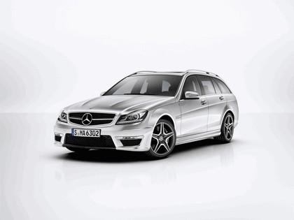 2011 Mercedes-Benz C63 AMG Station Wagon 1