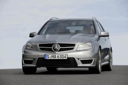 2011 Mercedes-Benz C63 AMG Station Wagon 5