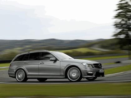2011 Mercedes-Benz C63 AMG Station Wagon 9