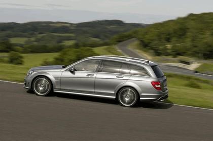 2011 Mercedes-Benz C63 AMG Station Wagon 10