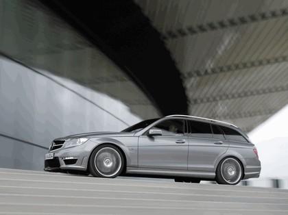 2011 Mercedes-Benz C63 AMG Station Wagon 11
