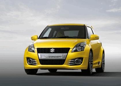 2011 Suzuki Swift S concept 1