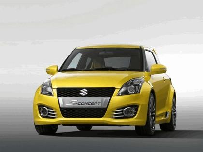 2011 Suzuki Swift S concept 4