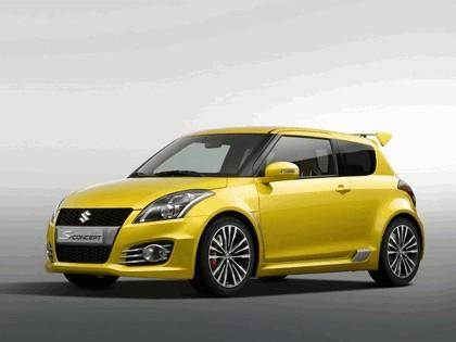 2011 Suzuki Swift S concept 5