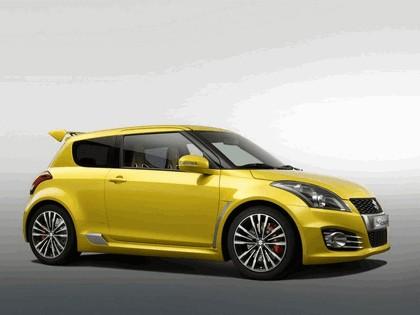 2011 Suzuki Swift S concept 6