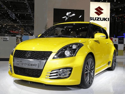 2011 Suzuki Swift S concept 8
