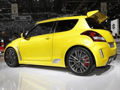 2011 Suzuki Swift S concept 9