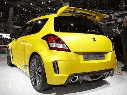 2011 Suzuki Swift S concept 10