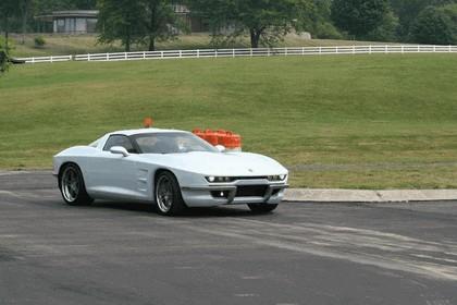 2010 Rossi SixtySix ( based on Chevrolet Corvette C6 ) 14
