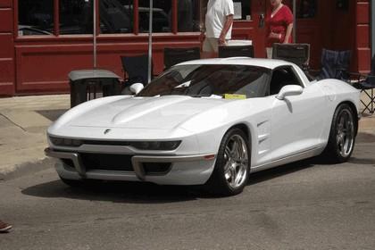 2010 Rossi SixtySix ( based on Chevrolet Corvette C6 ) 16