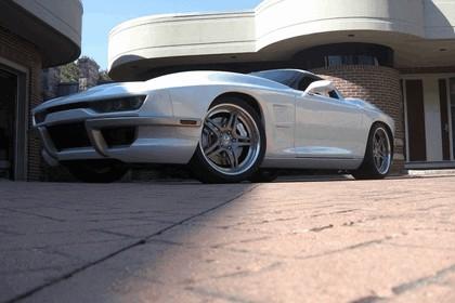 2010 Rossi SixtySix ( based on Chevrolet Corvette C6 ) 21