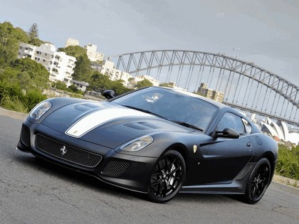 2010 Ferrari 599 GTO - Australian version 2