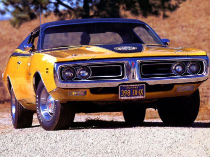 1971 Dodge Charger Super Bee 9