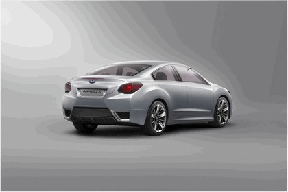 2010 Subaru Impreza concept 4