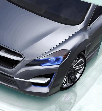 2010 Subaru Impreza concept 12