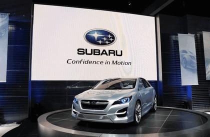 2010 Subaru Impreza concept 21
