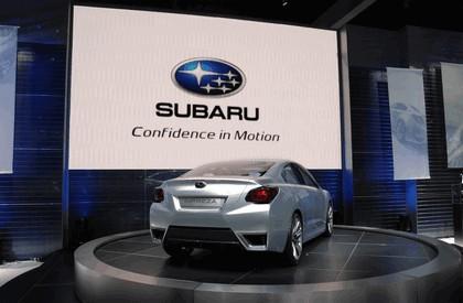 2010 Subaru Impreza concept 22