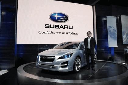 2010 Subaru Impreza concept 24
