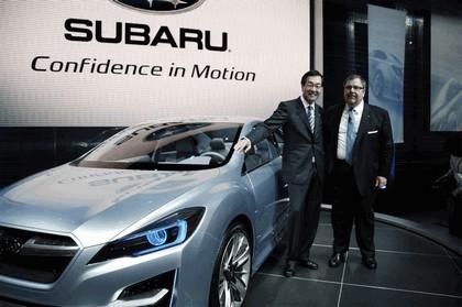 2010 Subaru Impreza concept 25