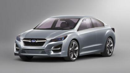 2010 Subaru Impreza concept 6