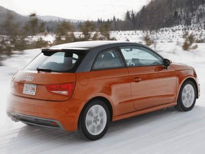2011 Audi A1 Quattro prototype 2