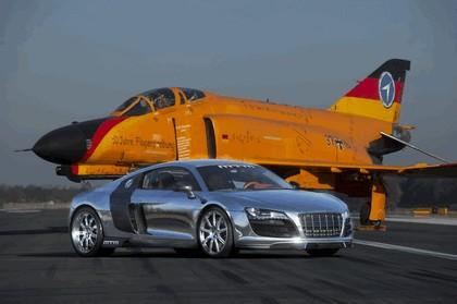 2011 Audi R8 V10 polished by MTM 1